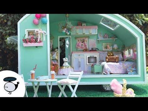 miniature trailer images  pinterest doll