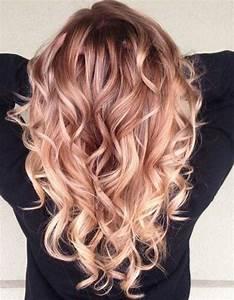 Ombré Hair Cuivré : ombr hair cuivr hair cheveux coloration cheveux et ~ Melissatoandfro.com Idées de Décoration