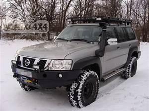 Nissan Patrol 4x4 : 4x4shop 4x4 shop steel bumpers nissan patrol y61 front bull bar ~ Gottalentnigeria.com Avis de Voitures