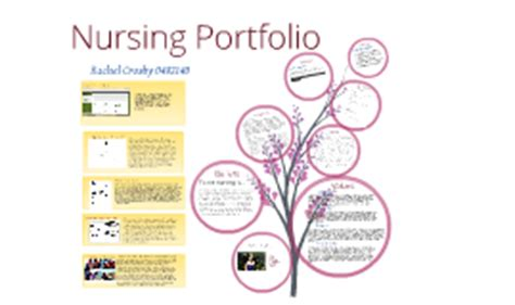 nursing professional portfolio template copy of nursing portfolio by cathy graham on prezi