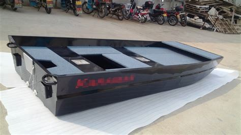 Aluminum Boat Bottom Paint by Black Painting Aluminum Flat Boat For Sale View Black