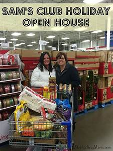 Sam's Club Holiday Open House Weekend – No Membership Required