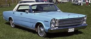 1966 Ford Galaxie 500 Ltd 4 Door Hardtop