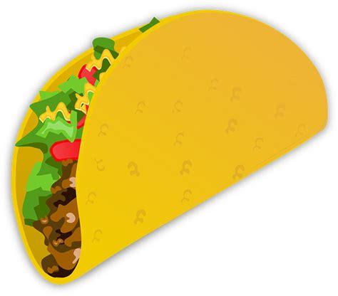 taco wrap food  vector graphic  pixabay