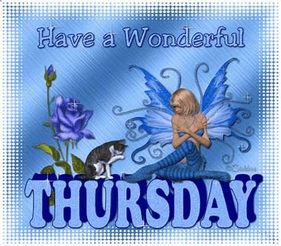 Thursday Wonderful