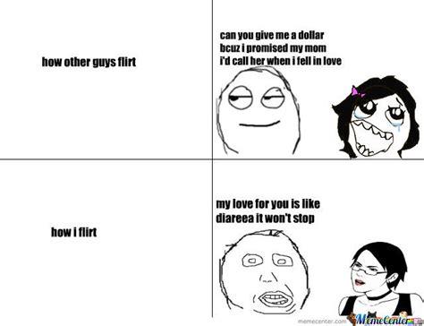 Flirting Memes - flirting by anton123 meme center