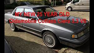1990 Oldsmobile Cutlass Ciera 3 3 V6 Sl Automatic