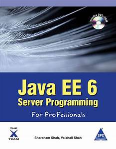Books    Java Ee 6 Server Programming For Professionals