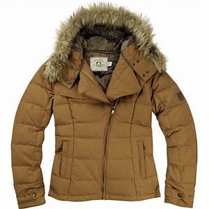 Down Filled Womens Coats JacketIn