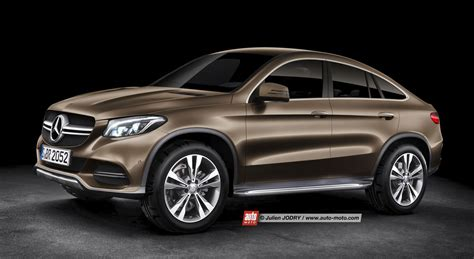 Future Mercedes Gle by Mercedes Gle Coup 233 Futur Gros Suv Sportif En Photos