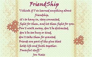 30 Best Friends... Friendship Wonderful Quotes