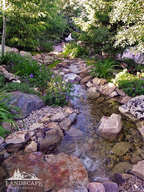 backyard streams and waterfalls 25 best ideas about backyard on