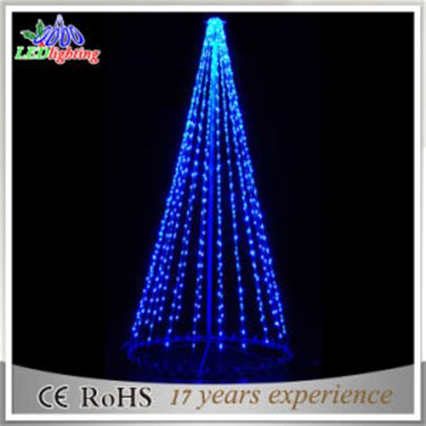 led spiral outdoor christmas trees china artificial outdoor spiral led tree decoration light china