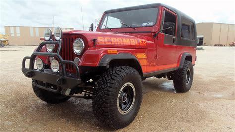 jeep scrambler 2014 1984 jeep scrambler f82 austin 2014