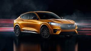 2021 Ford Mustang Mach-E GT Is now Available With Cyber Orange Paint