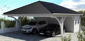 Carport Aus Aluminium Preise : carport aus holz zum selbst bauen im fertigbausatz preise und bestellung ~ Whattoseeinmadrid.com Haus und Dekorationen