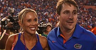 Will Muschamp uses wife to show South Carolina fans he can ...
