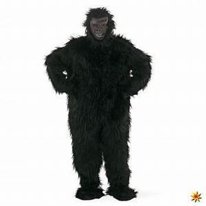 Fasching Kostüme Billig : kost m gorilla overall affe schwarz gr e l tierkost me f r fasching mottopartys kost m ~ Frokenaadalensverden.com Haus und Dekorationen