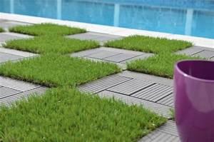 Prix Des Dalles De Jardin : les dalles clipsables pour le jardin entretenez et ~ Premium-room.com Idées de Décoration