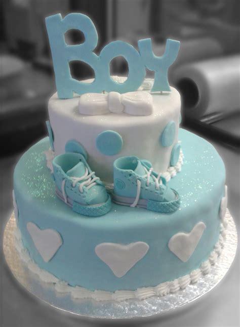 boy baby shower cake geneva bakery