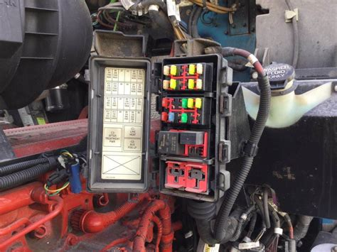 Kenworth T300 Fuse And Relay Box by Wrg 4671 T660 Fuse Box