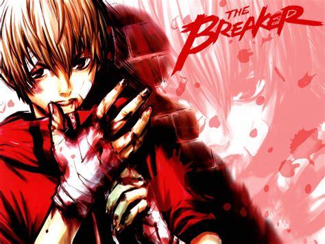 breakernew waves manga wallpaper  fanpop