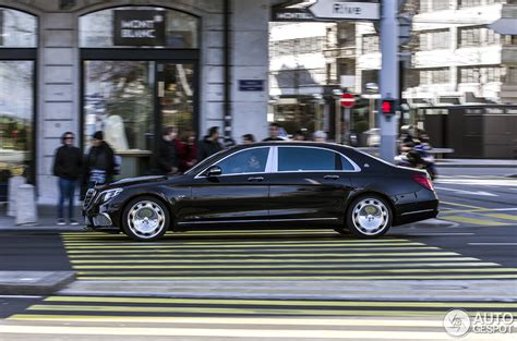 maybach mercedes white mercedes maybach s600 20 march 2016 autogespot