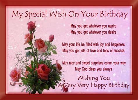 special birthday   birthday wishes ecards greeting cards