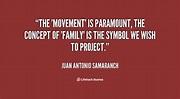 Juan Antonio Samaranch Quotes. QuotesGram   Quotes ...