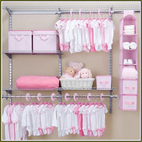 Baby Girl Nursery Closet Organizer  Home Design Ideas
