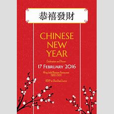 New Theme Australia Day Infographic And Chinese New Year Poster
