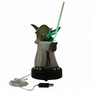 Lampe Star Wars : lampe star wars yoda usb ~ Orissabook.com Haus und Dekorationen
