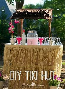 How To Build A Tiki Bar Easy - WoodWorking Projects & Plans