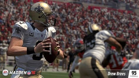 Aaron Rodgers Is The Best Quarterback In Madden Nfl 16
