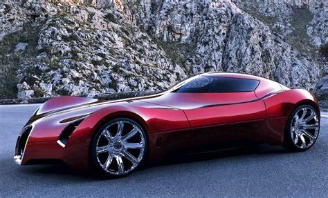 Future Forward Bugatti Aerolithe