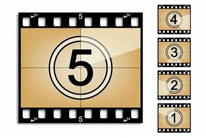 Countdown Film Strip Graphics Illustrations Stockimagefolio Creative