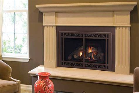 heatilator fireplace insert heatilator ndi gas insert archives gagnon clay products