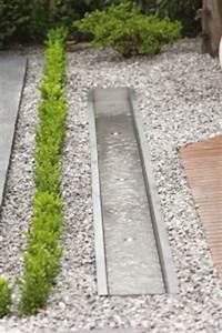 Wasserspiele Für Den Garten : neu f r den garten edelstahl bachlauf informationsseite ~ Michelbontemps.com Haus und Dekorationen