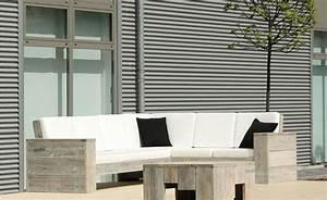 Loungemöbel Holz Outdoor : lounge ecksofa wittekind gartenm bel holz gartenm bel loungem bel terrassenm bel gastrom bel ~ Indierocktalk.com Haus und Dekorationen