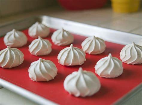 cuisine meringue meringue in meringue recipes