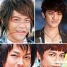 汪东城整容前后照片对比,整张脸活活整成了炎亚纶 —【文华奇闻网】