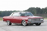 1964 Chevrolet Chevelle Pro Touring Street Machine ...