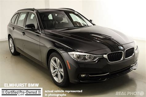certified pre owned  bmw  series  xdrive sports