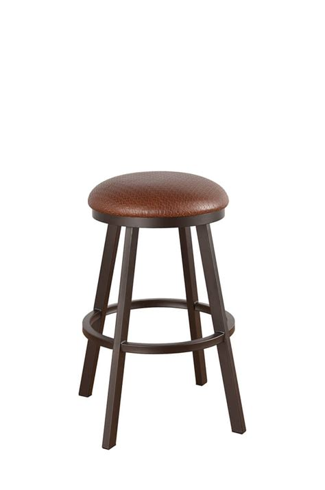 Backless Stools by Callee Claremont Backless Swivel Stool Seat Free