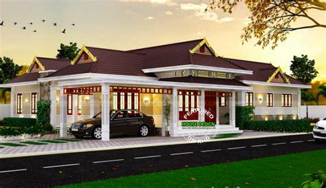 elegant traditional kerala house home design