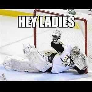 As a goalie I f... Funny Hockey Goalie Quotes