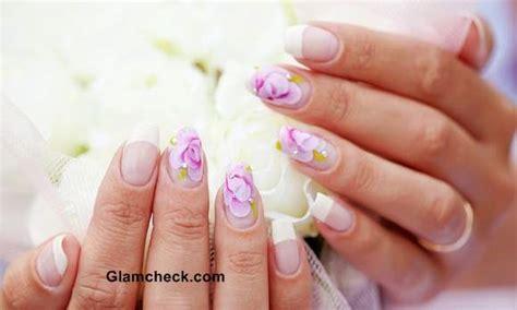 Nail Art For Wedding Ideas : Wedding Nail Art Ideas