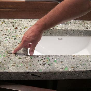 glow   dark concrete countertops   cayman