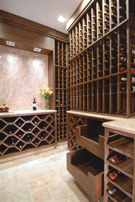 rack rooms wine cellar design tips remodeling small