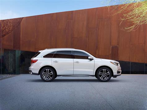 Acura Car Reviews by 2017 Acura Mdx Review Ratings Specs Prices And Photos